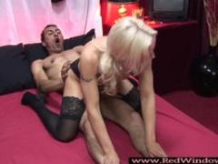 Dutch milf botch cockriding sextrip beggar